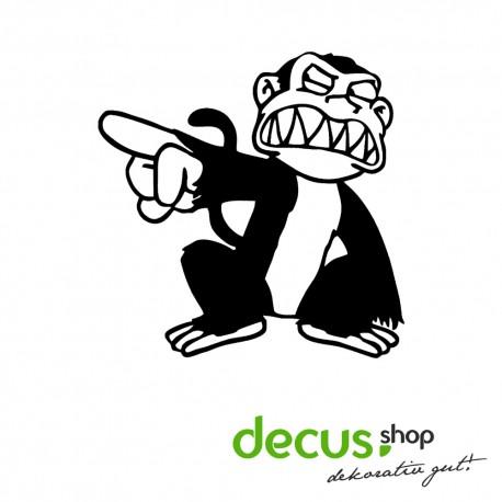 evil monkey family guy b ser affe decus shop dekorativ gut. Black Bedroom Furniture Sets. Home Design Ideas