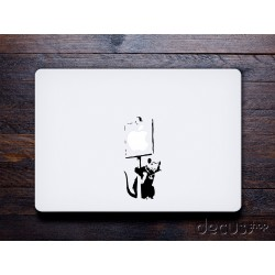 Rat Ratte - Apple Macbook Air / Pro 11 13 15 17 Apple iPad / iPad mini