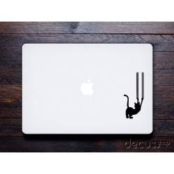 Cat scraching - Apple Macbook Air / Pro 11 13 15 17 Apple iPad / iPad mini