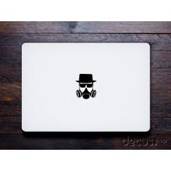 Heisenberg Gasmask - Apple Macbook Air / Pro 11 13 15 17 Apple iPad / iPad mini