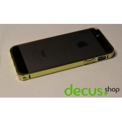 Apple iPhone 5 und 5S ALU Schutz Case Hülle Handy Tasche dünnes Cover ultra thin Aluminium
