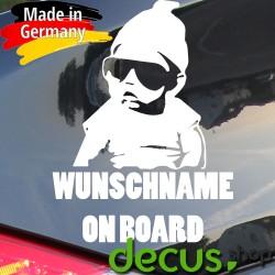 Baby On Board // Sticker DUB OEM JDM Style Aufkleber