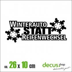 WINTERAUTO STATT REIFENWECHSEL XL 2557