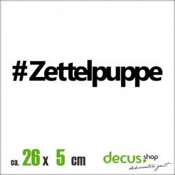 ZETTELPUPPE XL 2584