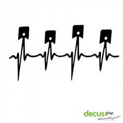 Kolben Herzschlag L 2634