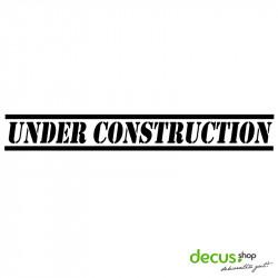 UNDER CONSTRUCTION L 2646