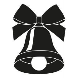 Weihnachten Glocke Schleife L 2668