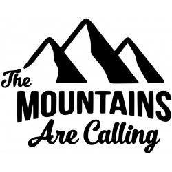 The mountains are calling L 3130