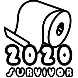 2020 Survivor Toilettenpapier L 3237