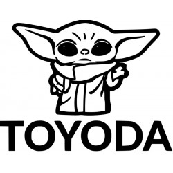 Baby Yoda - Toyoda L 3244