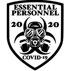 Essential Personnel 2020 Covid-19 L 3248