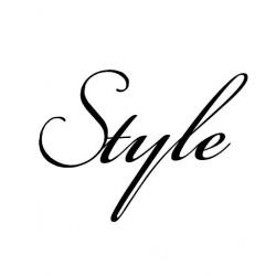 Style schreibschrift stylisch