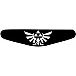 Zelda - Play Station PS4 Lightbar Sticker Aufkleber