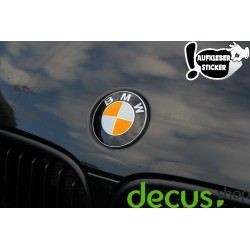 Emblem Ecken Aufkleber für alle BMW Modelle