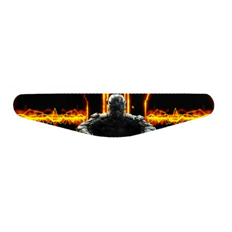 Black Ops 3 - Play Station PS4 Lightbar Sticker Aufkleber in Farbe