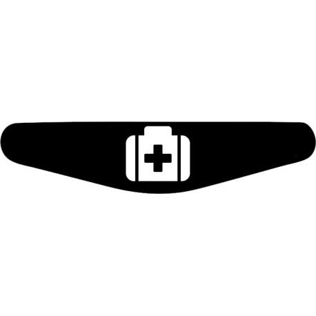 Medikit - Play Station PS4 Lightbar Sticker Aufkleber