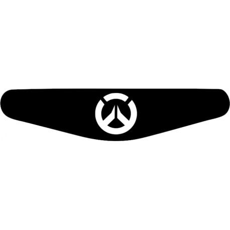 Overwatch - Play Station PS4 Lightbar Sticker Aufkleber